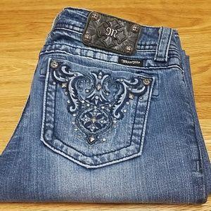 MISS ME Jeans 💎 JP5341BG BOOT 28